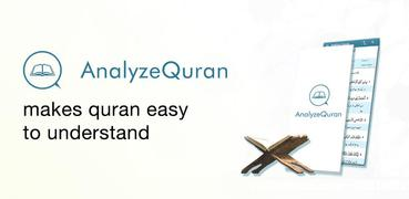 AnalyzeQuran - Read & Study Quran