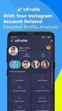inProfile - Follower Analyzer For Instagram screenshot 1