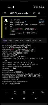 Speed Test WiFi Analyzer स्क्रीनशॉट 4