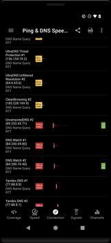 Speed Test WiFi Analyzer स्क्रीनशॉट 7