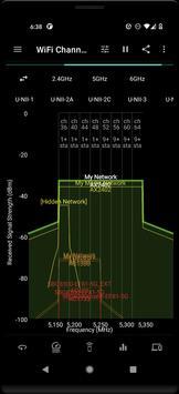 Speed Test WiFi-Analyzer Screenshot 4