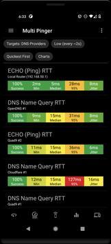 Speed Test WiFi-Analyzer Screenshot 2