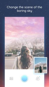 AnalogCity Blue Sky poster