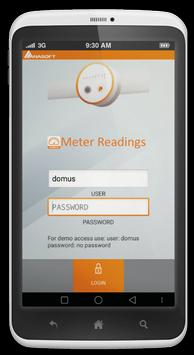 Meter Readings poster