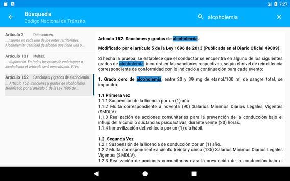 Código Tránsito Colombia скриншот 13