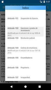 Código Tránsito Colombia скриншот 1