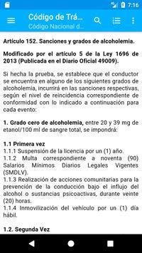 Código Tránsito Colombia скриншот 2