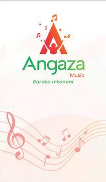 Angaza poster