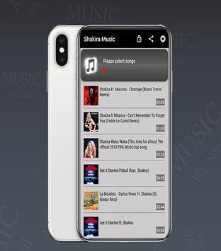 Shakira 'La Tortura' screenshot 2