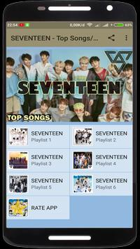 SEVENTEEN - Top Songs/Kpop for Android - APK Download