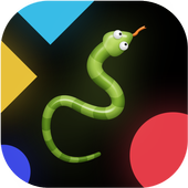 Color Snake VS Obstacles icon