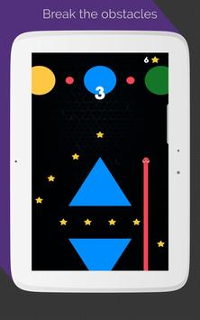 Color Snake VS Obstacles screenshot 3