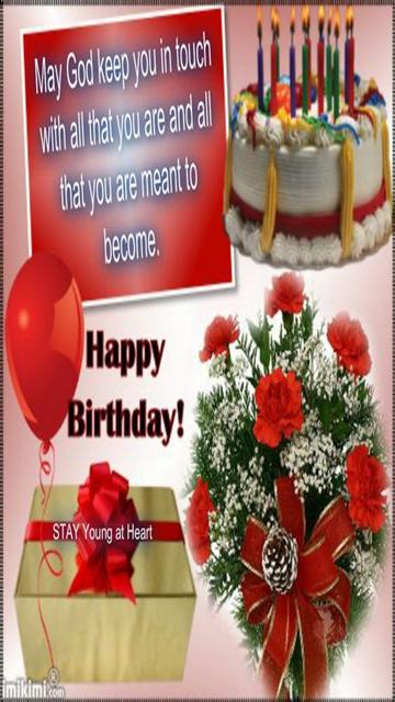 Blessed Birthday Wishes Prayer for Android - APK Download