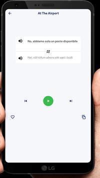 Islandese Lingua screenshot 3