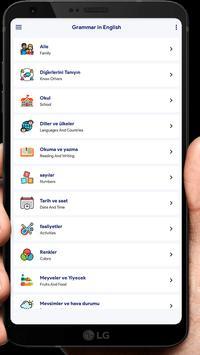 Dilbilgisi Türkçe screenshot 1
