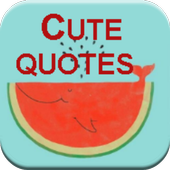 Cute Quotes icon