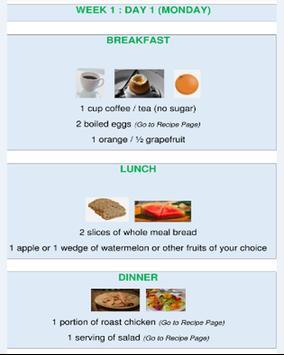Boiled Egg Diet 截圖 3