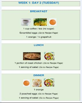 Boiled Egg Diet screenshot 2