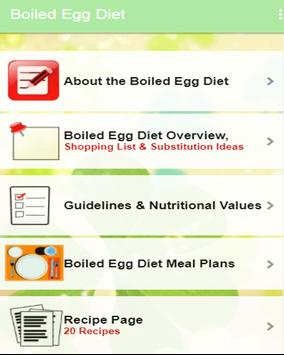 Boiled Egg Diet 截圖 5