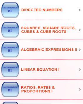 Matematik Tingkatan 2 screenshot 2
