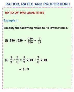 Matematik Tingkatan 2 screenshot 4