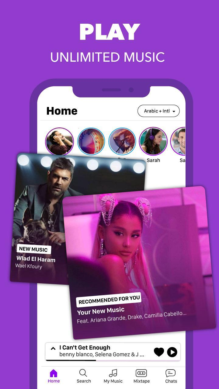 Anghami for Android - APK Download