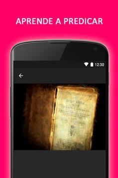 Como Predicar El Evangelio: Sermones Para Predicar capture d'écran 2
