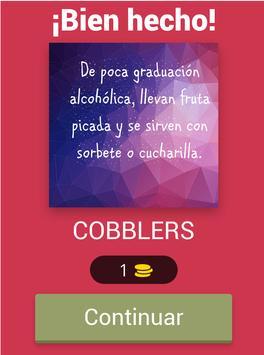 COKTELES SEGUN SU METODO CUAL ES SU NOMBRE screenshot 15