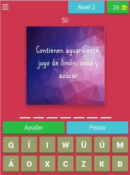 COKTELES SEGUN SU METODO CUAL ES SU NOMBRE screenshot 16
