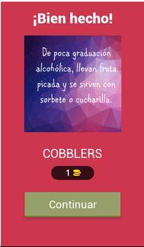 COKTELES SEGUN SU METODO CUAL ES SU NOMBRE screenshot 1