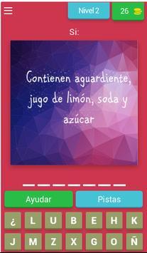 COKTELES SEGUN SU METODO CUAL ES SU NOMBRE screenshot 2