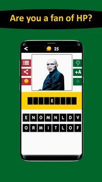 Potter Quiz screenshot 2