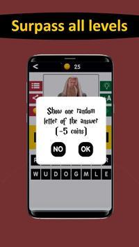 Potter Quiz screenshot 4