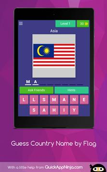 GUESS? COUNTRY NAME by FLAGS 2019 screenshot 7