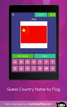 GUESS? COUNTRY NAME by FLAGS 2019 screenshot 10
