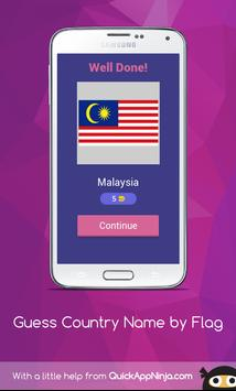 GUESS? COUNTRY NAME by FLAGS 2019 screenshot 1