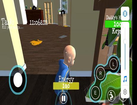 Angry Granny  Simulator fun game screenshot 2