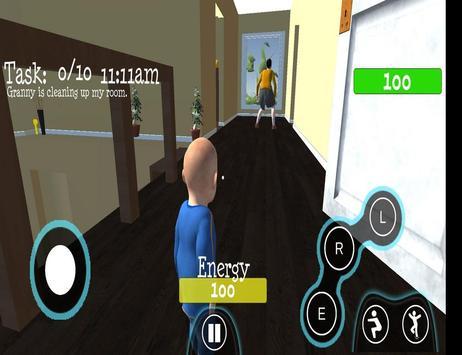 Angry Granny  Simulator fun game screenshot 3