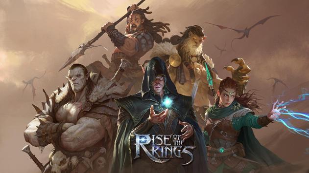 Rise of the Kings - غضب السلطان تصوير الشاشة 4