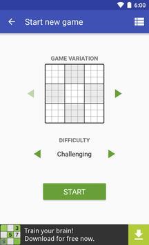 Andoku Sudoku 3 截图 1