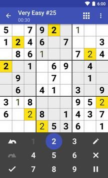 Andoku Sudoku 3 تصوير الشاشة 2