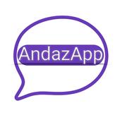 AndazApp icon