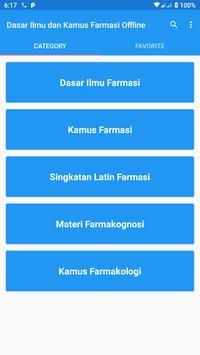 Dasar Ilmu dan Kamus Farmasi Offline screenshot 10