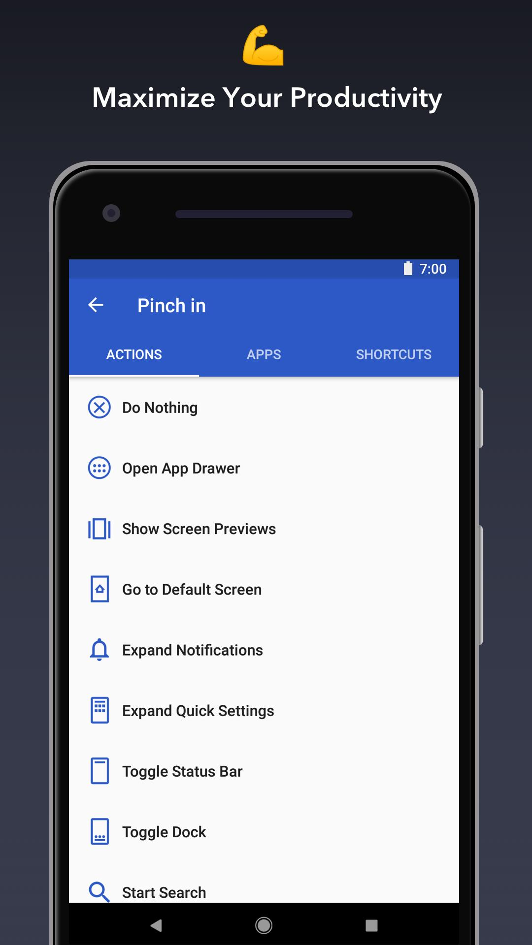 Apex Launcher for Android - APK Download
