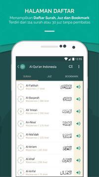 Al Quran Indonesia screenshot 2