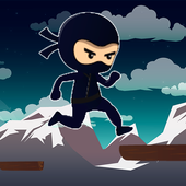 Jumping: Travel of the Ninja icon