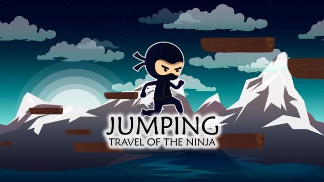 Jumping: Travel of the Ninja poster