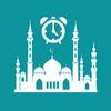 Prayer Times, Adhan, Qibla أيقونة