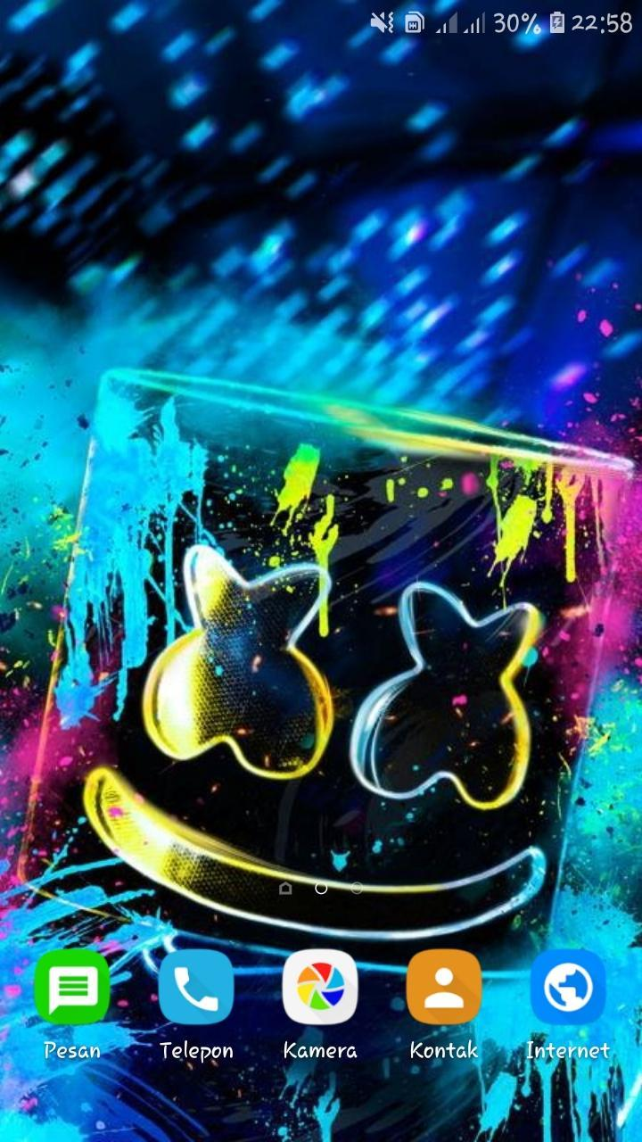 Dj Marshmello Wallpapers Hd For Android Apk Download