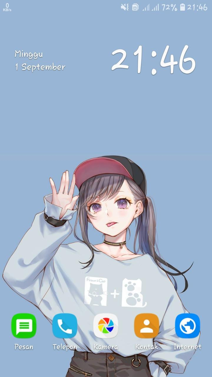 Kawaii Anime Wallpapers Hd For Android Apk Download